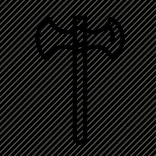 axe2, dead, death, funeral, halloween icon