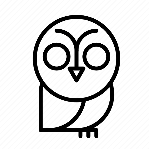 dead, death, funeral, halloween, owl2 icon
