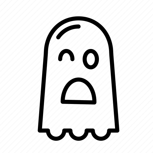 dead, death, funeral, ghost, halloween, sad icon