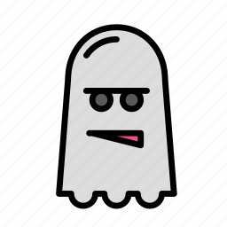 angry, dead, death, funeral, g, ghost, halloween icon