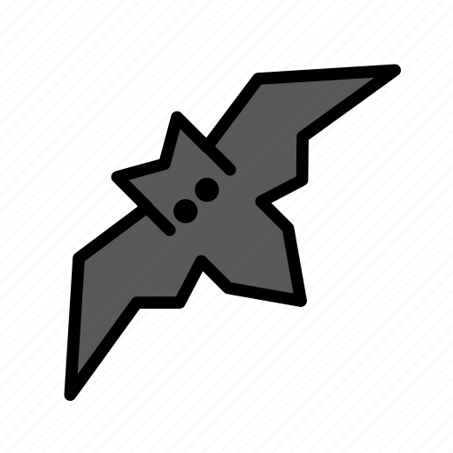 bat, dead, death, funeral, halloween icon