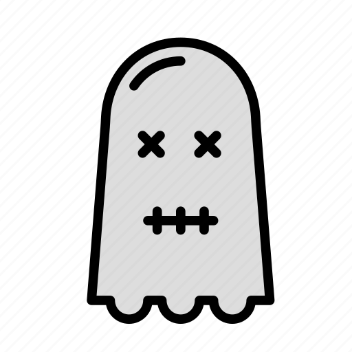 dead, death, funeral, ghost, halloween icon