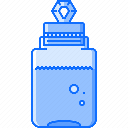 bottle, fantasy, halloween, legend, potion, story icon