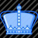 crown, fantasy, halloween, king, legend, story icon