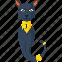 black cat, black panther, halloween cat, salem saberhagen, scary animal icon