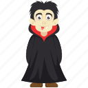 dracula, count dracula, blood sucker, halloween costume, vampire