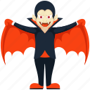 dracula, halloween costume, devil, blood sucker, vampire
