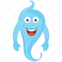 aladdin, cartoon, character, creature, cute, fairytale, genie, ghost, jinn, magic, mythical, story icon