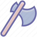 accessories, death, halloween, holiday, horror, scythe icon