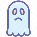 evil, evil spirit, ghost, halloween black ghost, halloween ghost, scary evil ghost icon