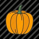 food, halloween, holidays, horror, pumpkin, scary, spooky