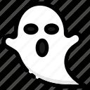 autumn, creepy, ghost, halloween, holidays, spooky icon