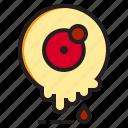 eye, fear, halloween, horror icon