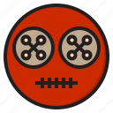 doll, fear, halloween, horror, voodoo icon