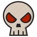 dead, halloween, monster, zombie icon