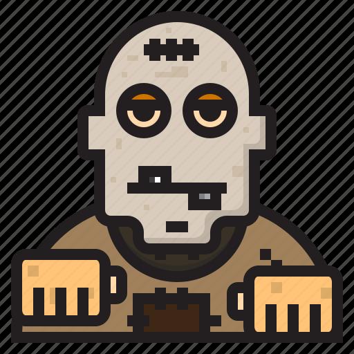 dead, monster, zombie icon