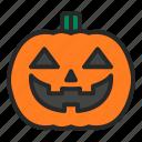 halloween, horror, jackolantern, pumpkin