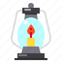 candle, halloween, horror, light, scary icon