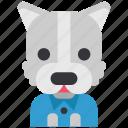 avatar, costume, halloween, masquerade, werewolf, wolf, wolfman icon