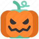 avatar, costume, halloween, masquerade, pumpkin, scare icon