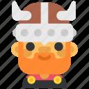 avatar, costume, halloween, man, masquerade, viking