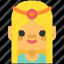 avatar, costume, elf, fairy, halloween, masquerade, pixie icon
