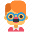 avatar, clown, costume, fun, halloween, man, masquerade icon