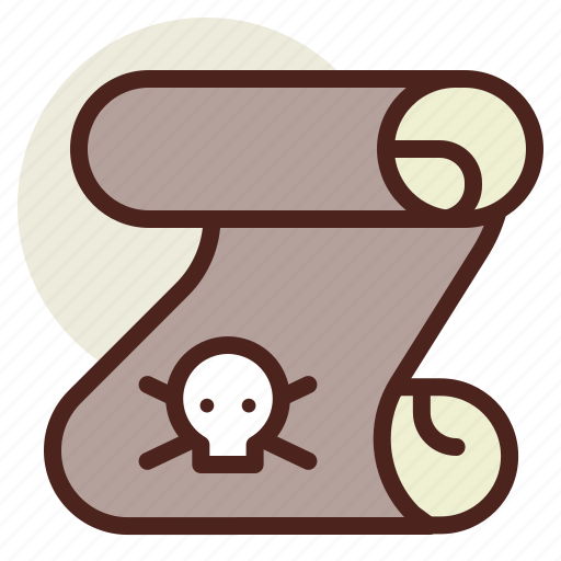 agreement, bones, contract, death, holiday, horror, skull icon