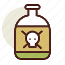 holiday, horror, kill, poison icon