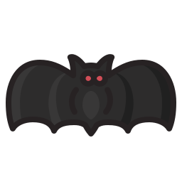 bat, halloween, horror, monster, scary, vampire icon