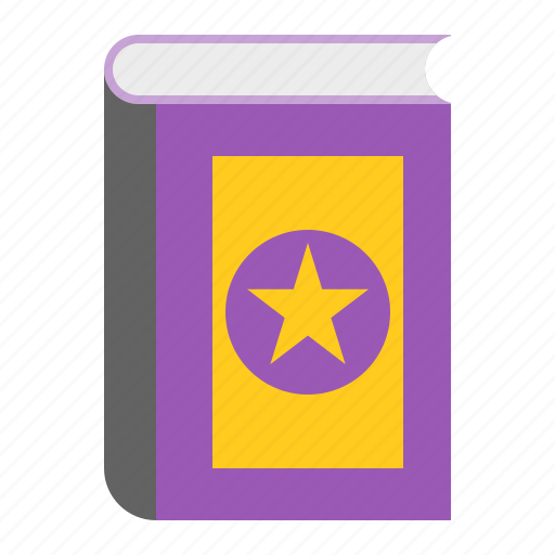 book, education, halloween, knowledge, learning, magic book, spellbook icon