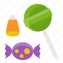 candy, dessert, halloween, lollipop, sweets, toffy icon