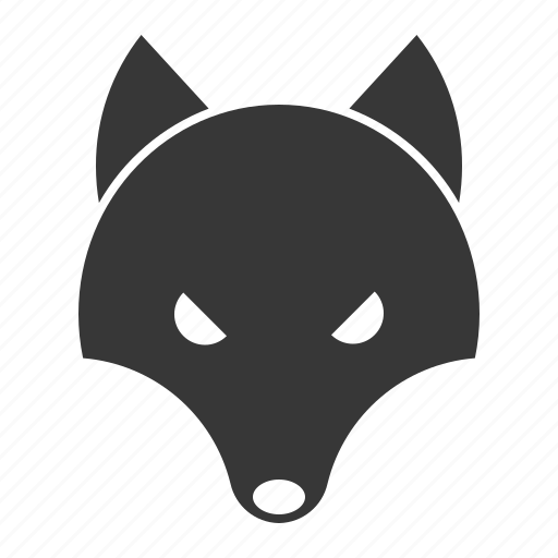 animal, halloween, horror, scary, spooky, wild, wolf icon