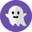 ghost, halloween, horror, party, spooky icon