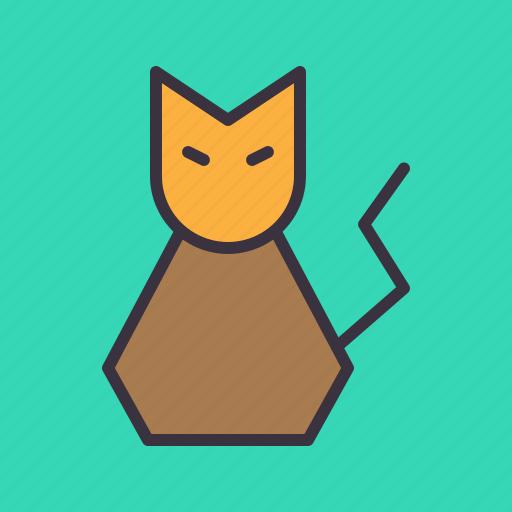 cat, evil, feline, halloween, kitten, kitty, scary icon