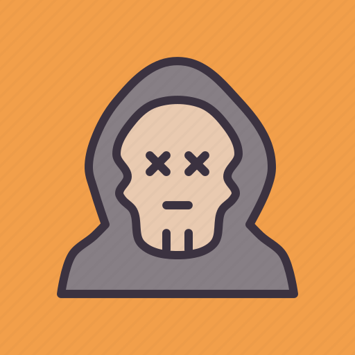 apocalypse, dead, ghost, monster, skull, witch, zombie icon