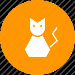 cat, evil, feline, halloween, kitten, kitty, purr icon