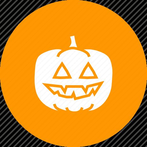candle, evil, halloween, jack, lantern, pumpkin, spooky icon
