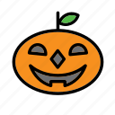celebration, festival, food, halloween, pumpkin, vegetable icon