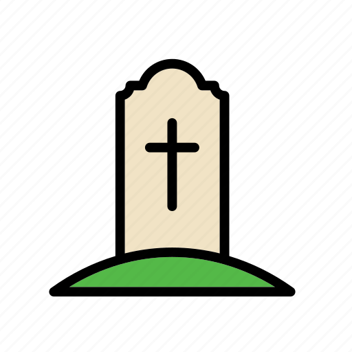 Cemetery, grave, tomb icon - Download on Iconfinder