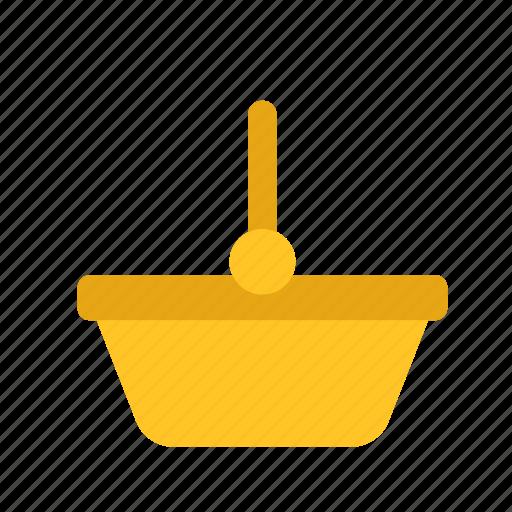 Celebration, festival, halloween, basket, shopping, store icon - Download on Iconfinder
