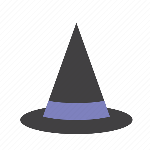 celebration, festival, halloween, hat, witch icon