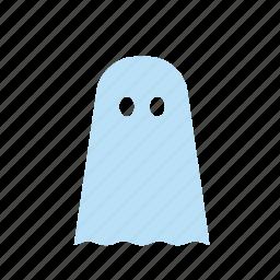bed sheet, celebration, ghost, halloween, phantom, specter, spectre icon