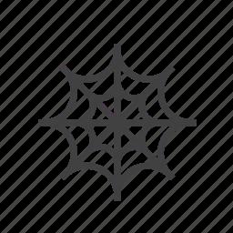 celebration, cobweb, festival, halloween, spider, spider web icon