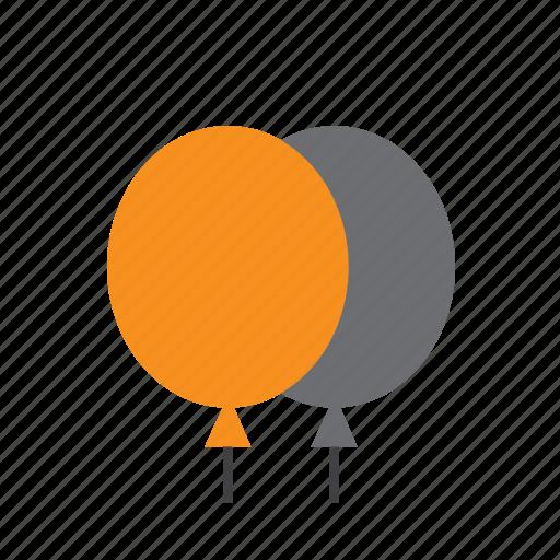 balloon, balloons, celebration, festival, halloween icon