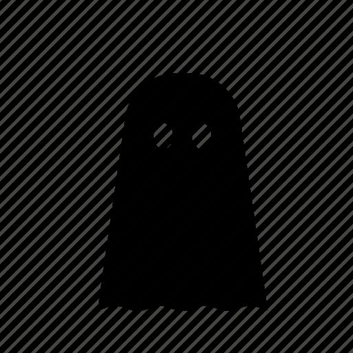 Celebration, halloween, bed sheet, ghost, phantom, specter, spectre icon - Download on Iconfinder