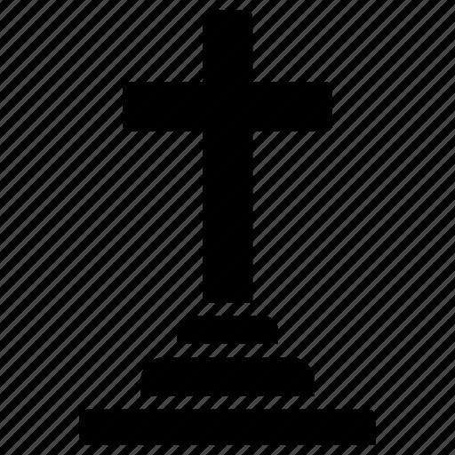 funeral, gravestone, headstone, stone, tombstone icon