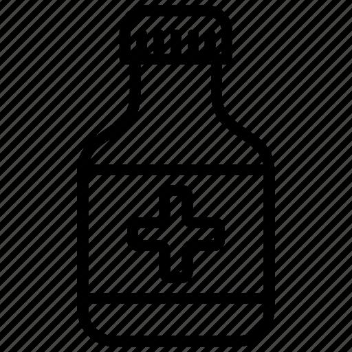 medication, medicine, pharmaceutical, pills jar, remedy icon