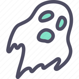 creepy, ghost, halloween, horror, monster, scary, spooky icon