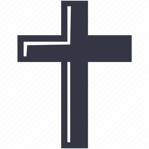 cross, crucifix, crucifixion, halloween icon